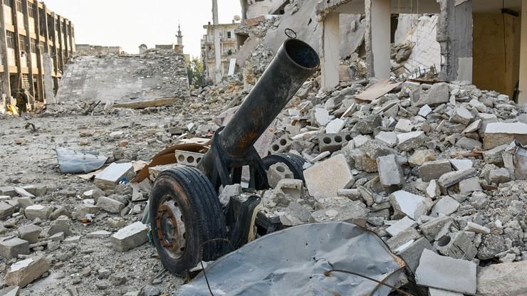 Rosyjski resort obrony: USA przygotowują się do ataku na syryjskie siły rządowe
