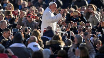 Papież porównał fake newsy do biblijnego węża. W orędziu zaapelował o dziennikarstwo z misją
