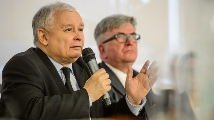 Kaczyński: nie widzę potrzeby rekonstrukcji rządu