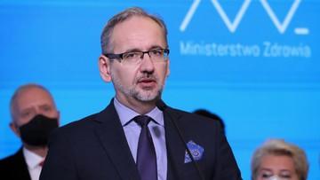 Minister zdrowia zwołał sztab kryzysowy