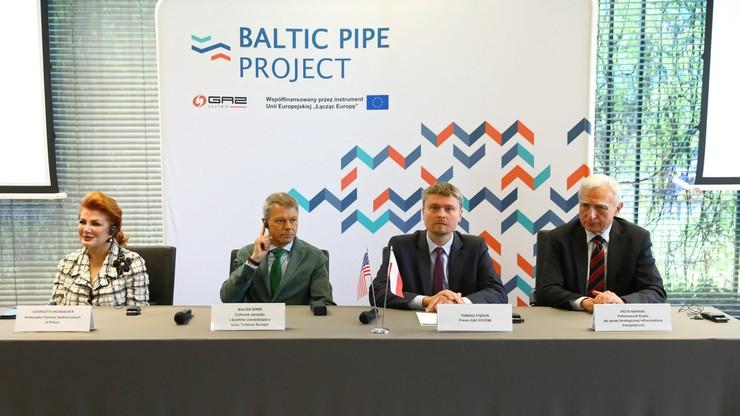 Gaz-System i Solar Turbines podpisały kontrakt w ramach programu Baltic Pipe
