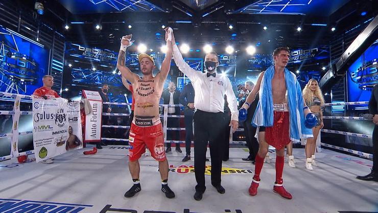 Babilon Boxing Show: Wyniki i skróty walk (WIDEO)