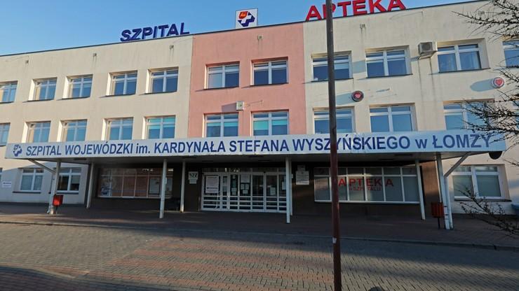 Wojewoda nie chce rozmawiać, decyzji nikt nie chce poprzeć. Co ze szpitalem w Łomży?