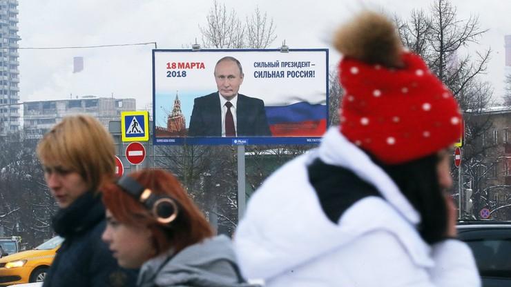 """Media uznane za """"zagranicznych agentów"""" mogą być zablokowane w dniu wyborów w Rosji"""