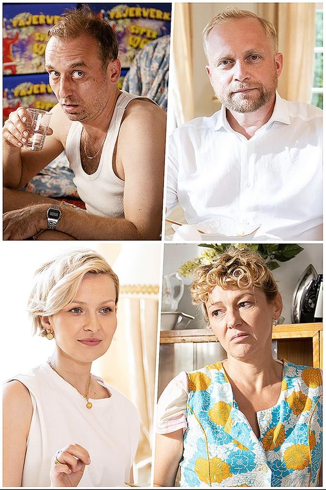 """2021-03-01 """"Kowalscy kontra Kowalscy"""": Aktorzy o swoich postaciach"""