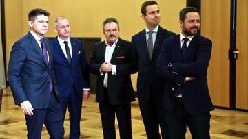 Liderzy klubów po spotkaniu z premier: interes Polski ponad podziałami, ale bez zakłamywania faktów