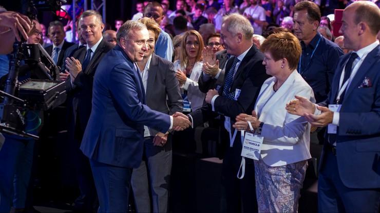 Schetyna: prezes PiS śni o swojej potędze, a nie o potędze Polski