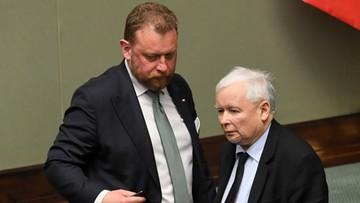 Wotum nieufności wobec Szumowskiego - wynik głosowania