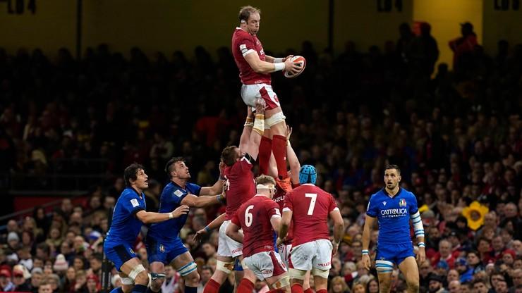 Rugby: Kapitan Walii w sobotę wyrówna rekord występów reprezentacyjnych