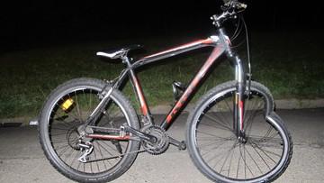 Małopolska: policja zatrzymała kierowcę, który potrącił 13-latka na rowerze i uciekł