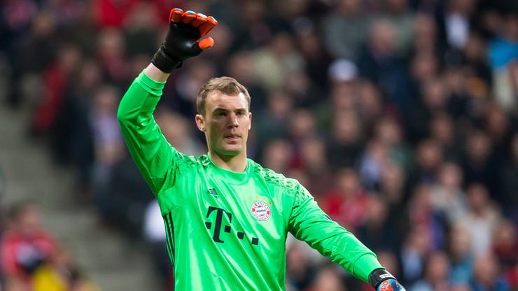 Neuer: Moja przerwa w grze może potrwać nawet pół roku