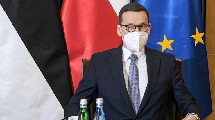 """Premier Mateusz Morawiecki z wizytą w Portugalii. """"Rząd PiS podjął walkę z nierównością"""""""