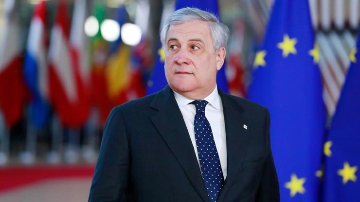 Tajani: nie ma możliwości renegocjacji umowy w sprawie Brexitu