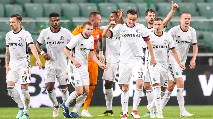 Liga Mistrzów: Legia Warszawa poznała potencjalnych rywali w III rundzie
