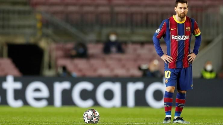 Liga Mistrzów: Leo Messi uciekł Robertowi Lewandowskiemu i goni Cristiano Ronaldo