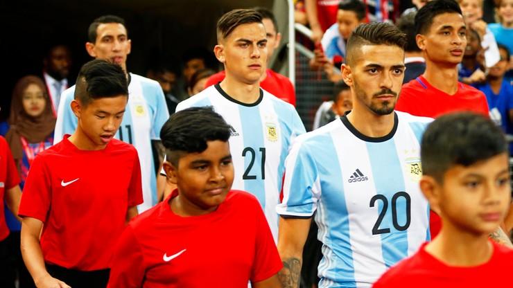 MŚ 2018: Dramat reprezentanta Argentyny. Zerwał więzadła na treningu