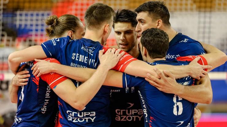 PlusLiga: Asseco Resovia - ZAKSA Kędzierzyn-Koźle. Transmisja w Polsacie Sport