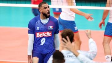 Liga Narodów siatkarzy 2021: Francja – Słowenia. Relacja i wynik na żywo
