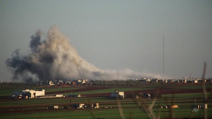 Turcja miała ostrzelać samoloty w Syrii. Erdogan: mamy męczenników