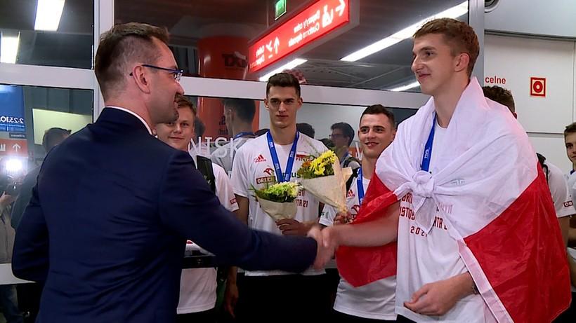 Świderski: Siatkarze kadry U-21 zasługują na to, aby wkrótce zagrać w pierwszej reprezentacji