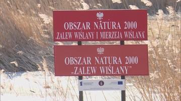 Komisja Europejska: należycie przeanalizujemy odpowiedź Polski ws. przekopu Mierzei Wiślanej