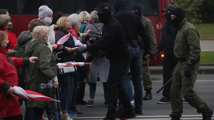 Białoruś: opozycja działała na rzecz destabilizacji kraju