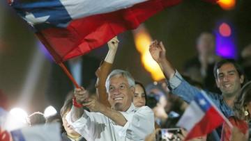 Chile wybiera prezydenta. Faworytem miliarder Sebastian Pinera