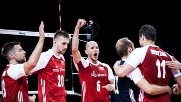Słowenia bez szans. Polscy siatkarze w finale Ligi Narodów