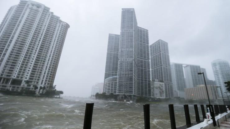 Huragan Irma atakuje Florydę. Są ofiary śmiertelne