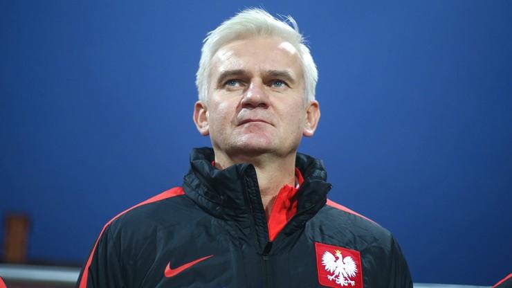 Jacek Magiera zakończył pracę z piłkarską reprezentacją do lat 19. Wróci do ekstraklasy?