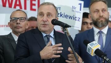 Schetyna: mojej oceny i rozliczenia wyborczego wyniku dokonają członkowie partii