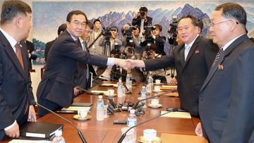 Korea Płn. i Korea Płd. wznowiły rozmowy pokojowe wysokiego szczebla