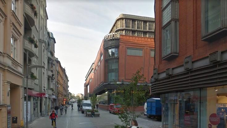 Ewakuacja w Poznaniu z powodu uszkodzonej rury z gazem