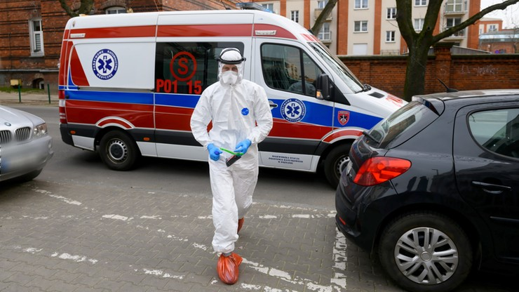 91 nowych przypadków koronawirusa w Polsce. 2 kolejne osoby zmarły