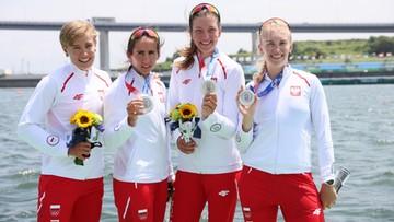 Tokio 2020: Polki same sobie nałożyły medale
