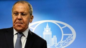 """Ławrow: dialog z Polską możliwy przy wzajemnym uwzględnianiu interesów, nie na podstawie """"dyktowania czegoś"""" Rosji"""