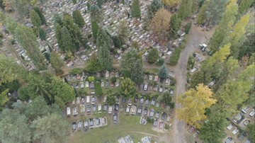Plaga kradzieży na cmentarzach. Wystarczy chwila nieuwagi