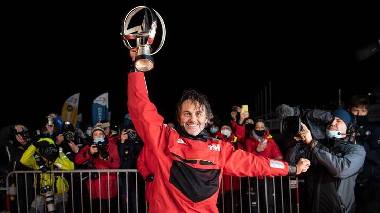 Vendee Globe: Yannick Bestaven oficjalnym zwycięzcą