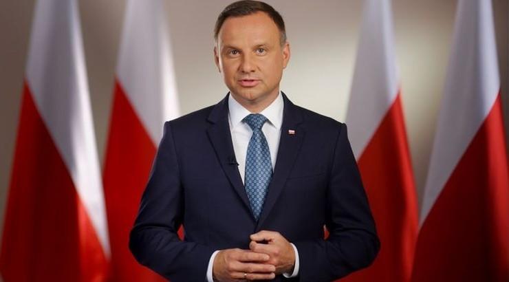 """""""Dyskwalifikująca wada"""" - prezydent w uzasadnieniu krytykuje błąd w ustawie o Sądzie Najwyższym. Weta ustaw o KRS i SN na stronie Sejmu"""