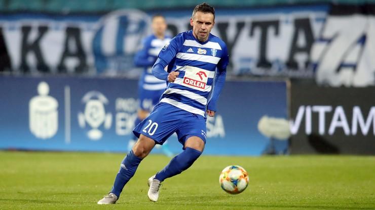 Piłkarz Wisły przedłużył kontrakt. Umowa do 2020 roku