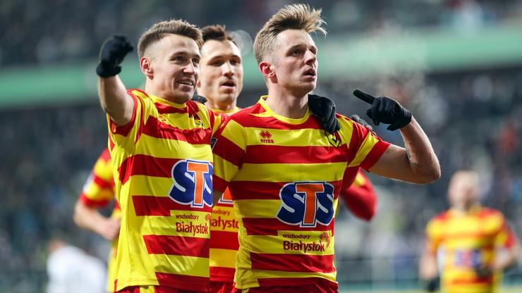 Legia chce pozyskać gwiazdę Jagiellonii