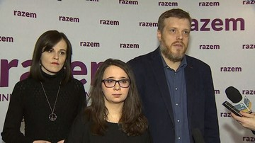 """""""W zasadzie pewny"""" wspólny start Partii Razem z Inicjatywą Polska i Zielonymi w Warszawie"""