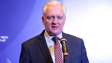 """Gowin mówi o koalicji z PSL i Hołownią. """"Opozycja musi się zjednoczyć"""""""
