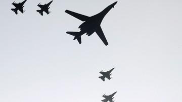 Amerykańska demonstracja siły nad Koreą Płd. po próbie nuklearnej Pjongjangu