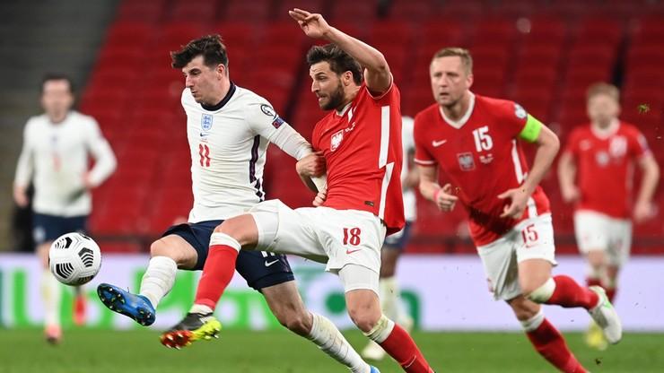 Anglia - Polska: Remis na Wembley był blisko! Harry Maguire rozwiał nadzieje gości
