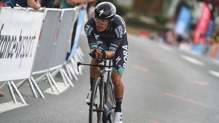 Vuelta a Espana: Majka siódmy, De Marchi zwycięzcą etapu