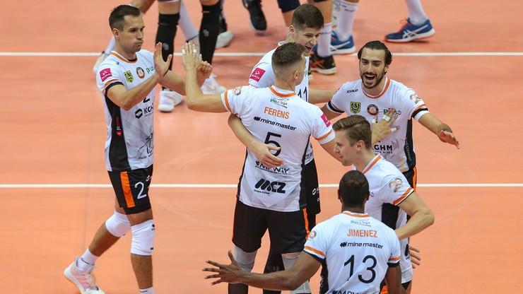 PlusLiga: Cuprum Lubin - Jastrzębski Węgiel. Transmisja w Polsacie Sport News