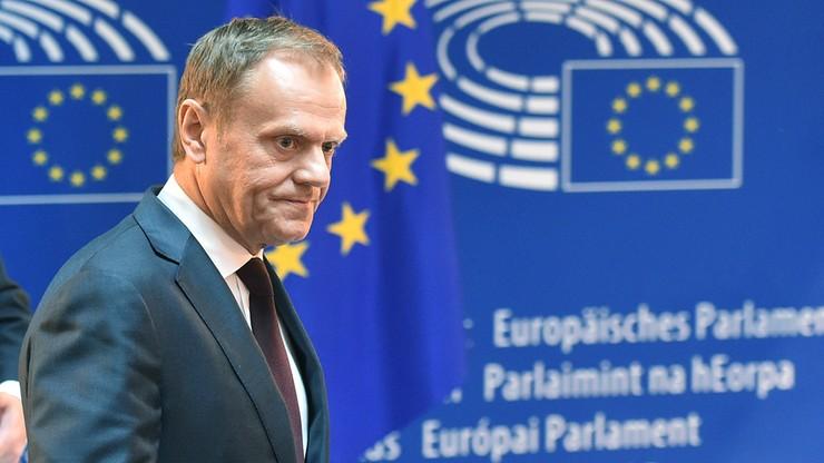 Tusk: trudno się dziwić, że działania polskich władz budzą niepokój