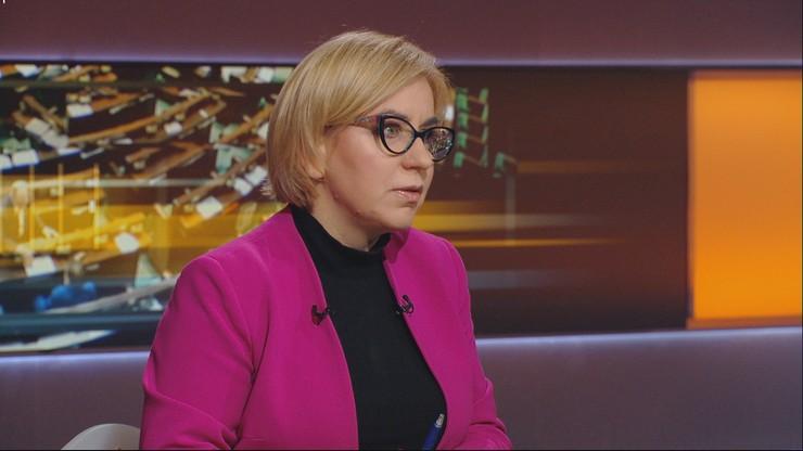Hennig-Kloska: Nowoczesna może wystawić własnego kandydata w wyborach prezydenckich