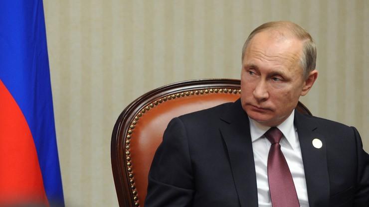 Putin: Rosja będzie zwlekać jak można najdłużej ze zniesieniem embarga na zachodnią żywność